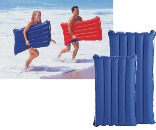 "Canvas Rafts Wave Ride Float 45"" & 60"" Old Shool pool swim"
